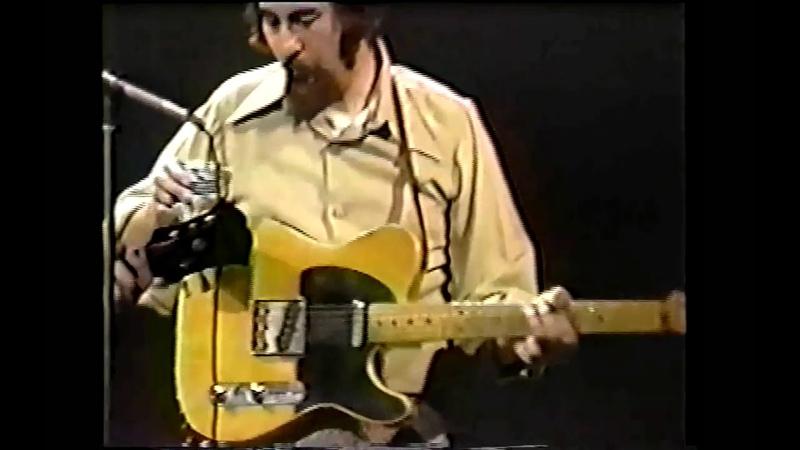 Roy Buchanan - Down By The River, PBS (1971)