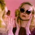 Miu Miu on Instagram Oversized cat-eye sunglasses, the epitome of retro glam elegance. @ElleFanning in Other Conversations. Photography by @cal...