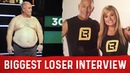 Dr. Berg Interviews Biggest Loser Contestant, Rob Kidney