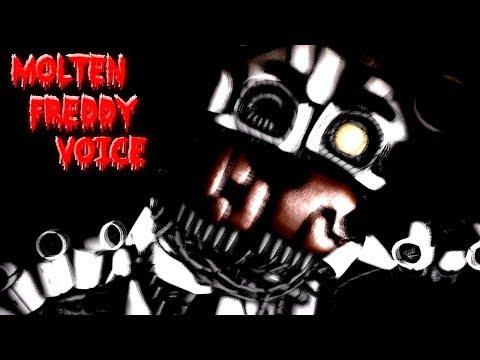[SFM-FnaF] Offical Molten Freddy Voice By Kellen Goff   Animated