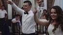 Танец друзей на свадьбе