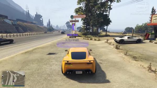 GTA 5 Легкие деньги - Испытание на время Ап-н-Атом