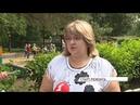 В Дзержинском районе благоустраивают территории у школ и детских садов
