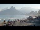 Walking in Rio de Janeiro (Copacabana Ipanema)