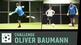 Footbonaut-Challenge vs. Oliver Baumann TSG 1899 Hoffenheim Kickbox