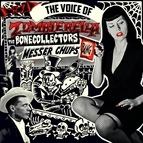 Messer Chups альбом The Voice of Zombierella
