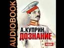 2000939 Аудиокнига. Куприн А.И. Дознание