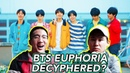 BTS Euphoria : Theme of LOVE YOURSELF 起 Wonder REACTION THEORY