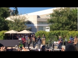 Ziggy Marley at Apple, today.