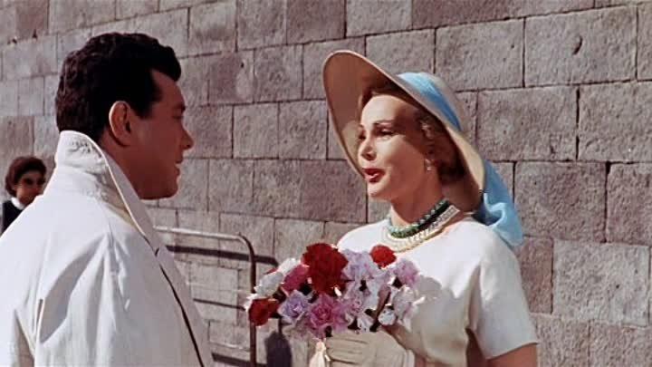 Серенада большой любви (Марио Ланца - 1959) США,Германия,Италия