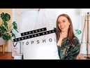 GETTING MY HAIR DONE TOPSHOP UNBOXING HAUL Hello October Vlogtober