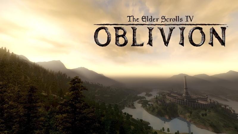 Oblivion Association 132 Гнобим Мифический Рассвет