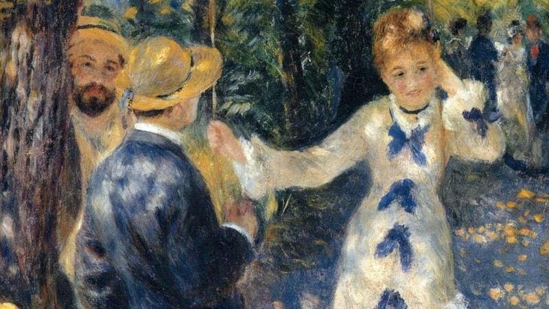 Дневник одного Гения. Пьер Огюст Ренуар. Часть I. Diary of a Genius. Pierre Auguste Renoir. Part I.