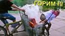 ✅Поставил мотор на ДИВАН 😄 Электро Такси своими руками Бешеная рикша задымилась