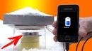 🌑 Зарядить телефон от тепла одной свечки - миф или реальность Самодельный генератор Игорь Белецкий