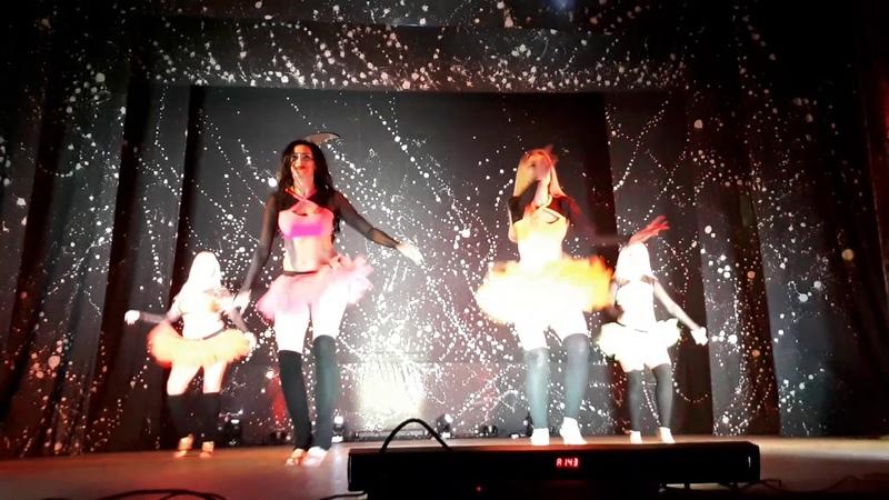 Театр танца Роксолана. Микс. Xl фестиваль танца 1000 и 1 ночь. 2.12.18