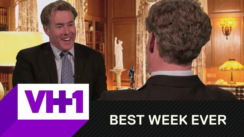 John McGinley Interviews John McGinley Best Week Ever VH1