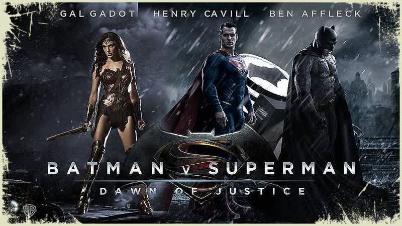 Бэтмен против Супермена_ На заре справедливости - Русский Трейлер (2016)