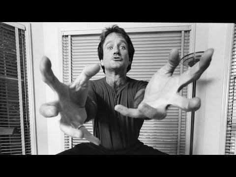 Робин Уильямс: Загляни в мою душу 2018(трейлер) Robin Williams: Come Inside My Mind