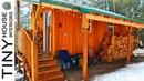 Beautiful Cozy 225 Sq Ft Tiny Cabin on 1 15 Acre Lot Tiny House Interiors