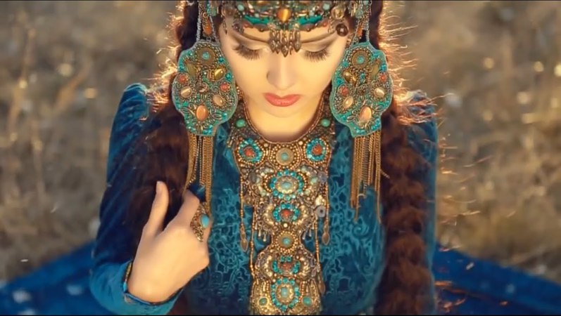 Kesh You - Rıyzamın (Kazak Türkçesi ve Türkiye Türkçesi Alt Yazısı)