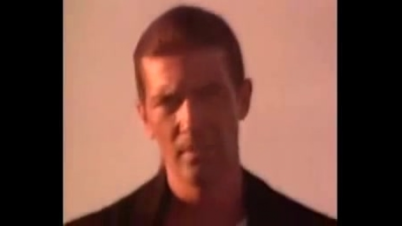 Antonio Banderas Cancion del Mariachi (Music Video)