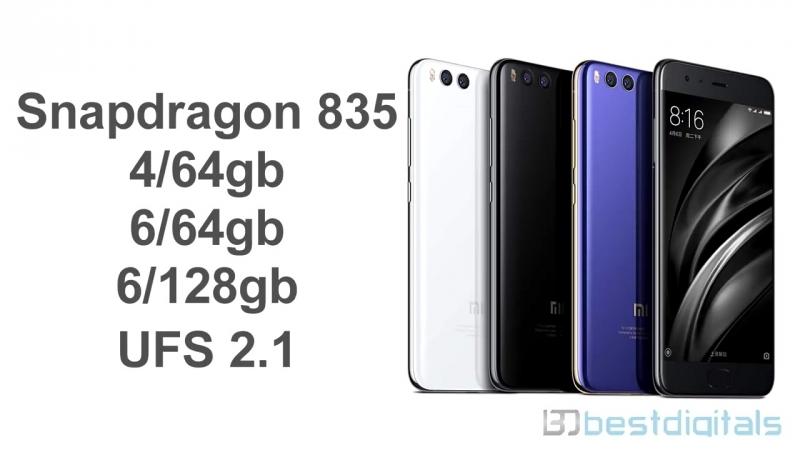 Xiaomi Mi6 – стоит ли брать в 2018? - bit.ly/2jkiTOi