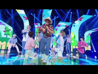 180806 Seventeen (): Unreleased Video @ Inkigayo