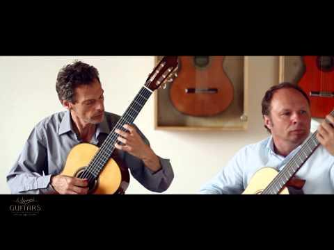 Gitarrenduo Gruber Maklar 'Samba Clássico' Heitor Villa-Lobos