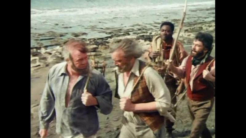 Таинственный остров 3 серия (1973)