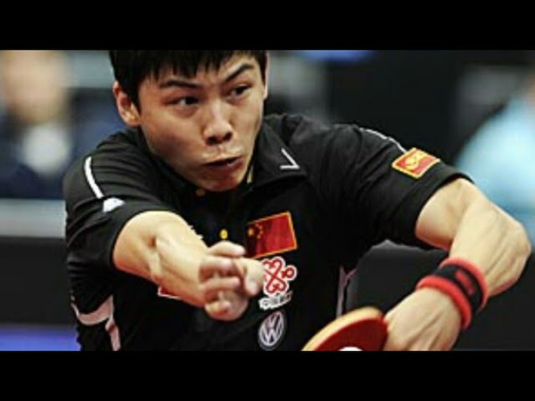Chen Qi - Legendary Player Of China 陳玘 ( Aggressive Forehand )