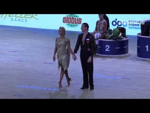 Armen Tsaturyan - Svetlana Gudyno RUS, Jive, honor dance | WDSF World Championship Latin