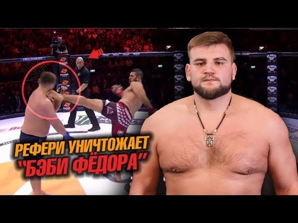 Почему Сидельников проиграл Керешу Разбор боя