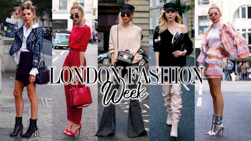 LONDON FASHION WEEK SS18 What I Wore Did!