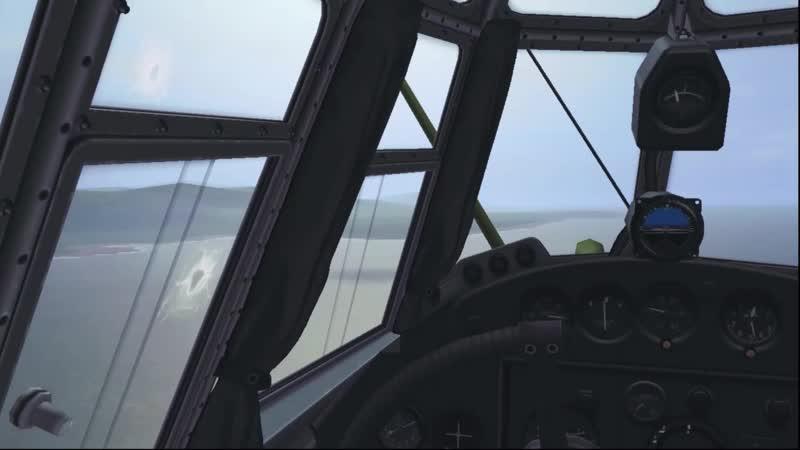 Воздушная тревога Погоня не удалась IL 2 Sturmovik 1946