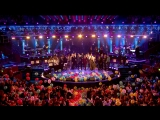 Sting, Tom Jones, Kylie Minogue, Jamie Cullum, Alfie Boe Luke Evans - What A Wonderful World (The Queens Birthday Party - BBC O