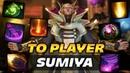 SumiYa Invoker TOP PLAYER dota 2