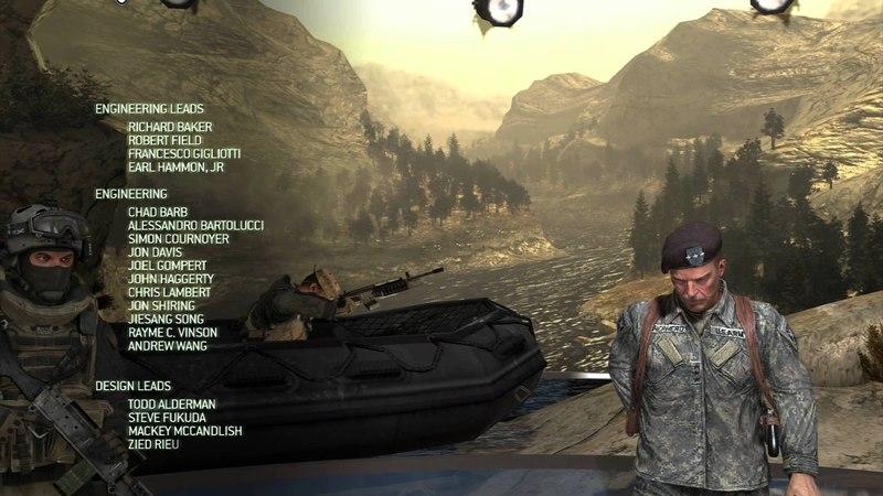 Call of Duty Modern Warfare 2. Final Part. Ending. Credits. PC Max Settings Gameplay HD