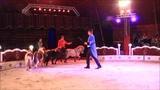 Erasmus+ Alba Iulia Romania поход в приезжий цирк 16 марта