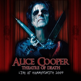 Alice Cooper альбом Theatre of Death
