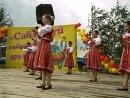 Танец с Ложками от Колыванцев на Сельском Сабантуе Юрт Ора 09 07 2016г