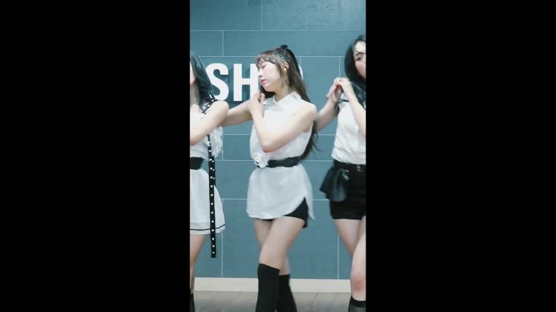 [Dance Practice] 우주소녀 (WJSN) - 부탁해 (SAVE ME, SAVE YOU) Vertical Cam Ver. @ Soobin