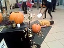 Halloween prank backfires
