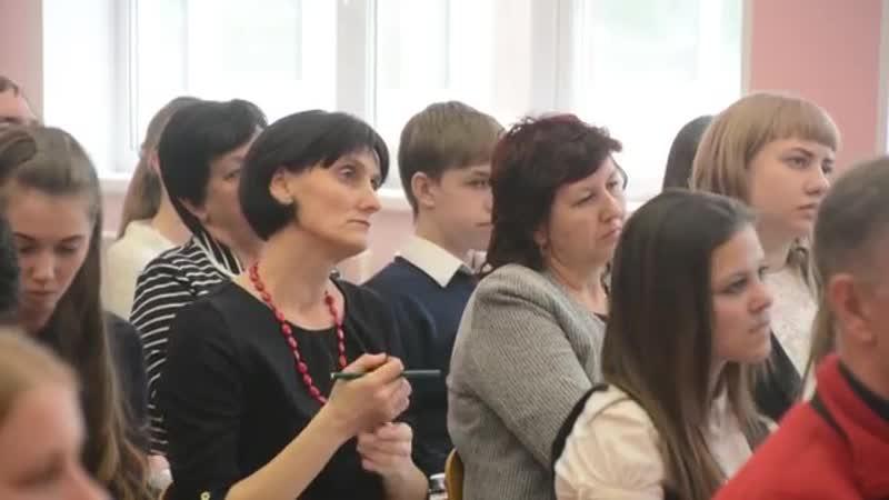 I заседание координационного штаба ученического самоуправления школ Волжского района