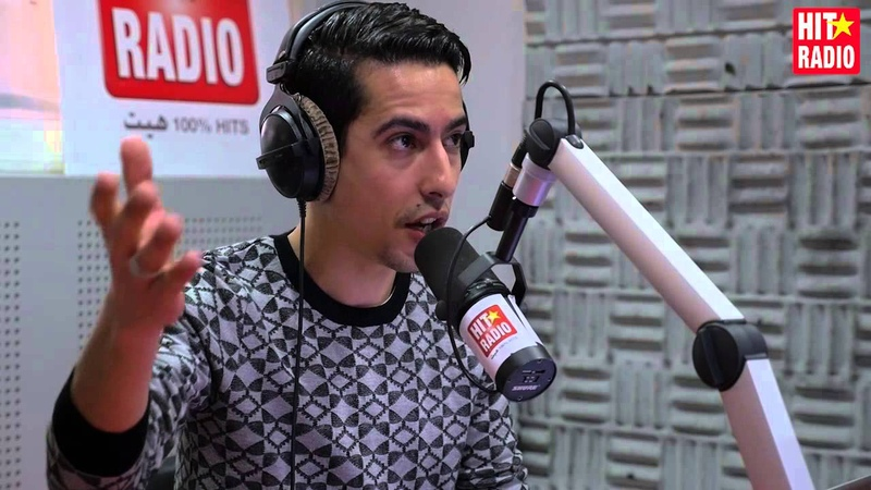 2015 Fayçal Azizi dans Le Morning de Momo sur HIT RADIO - 18/03/15
