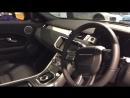 Lenzo Benzo 2017 Range Rover Evoque Coupe - Exterior and Interior Review