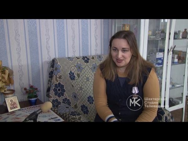 Дари Добро Душа Донбасса Тамара Крыгина