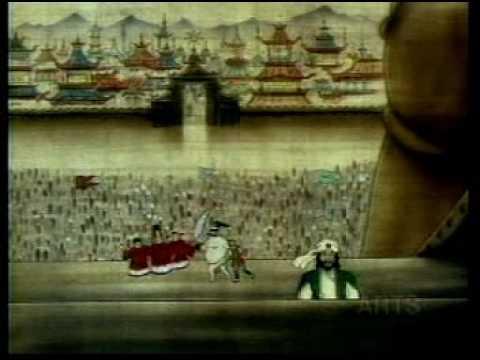 Turandot Act 1 (condensed) Animation (anime), Giacomo Puccini