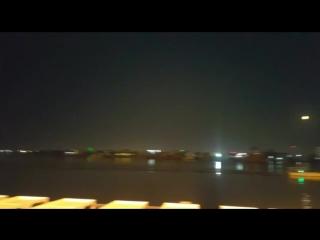Порт в Аджмане. ОАЭ.