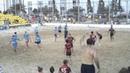 Batumi Beach Rugby 2014 day 1 Akademia - Khochebi